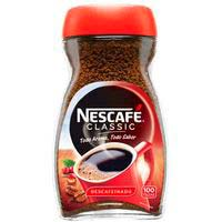 Café soluble descafeinado NESCAFE, frasco 200 g