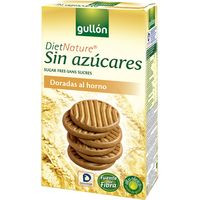 Gullón Galletas Diet nature dorada 330g