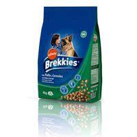 Brekkies Perro pollo y cereales 4kg