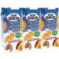 Don Simon Suc Bioactivo multifruita 330mlx3