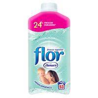 Flor Suavizante concentrado Nenuco 50 lavados