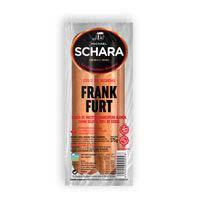 Schara Salchichas frankfurt nat. 275g