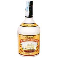 Yachting Licor whisky peche 70cl