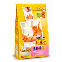 Friskies Menjar gat junior 1,5kg