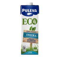 Puleva Leche entera ecológica brik 1l