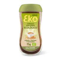 Cereales solubles EKO, frasco 75 g