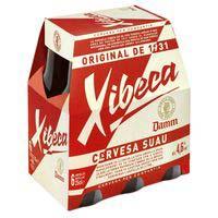 Xibeca Cerveza botella 6x25cl