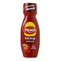 Prima Ketchup barbacoa 325g