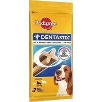 Dentastixgos mitjàPEDIGREE, paquet 180 g
