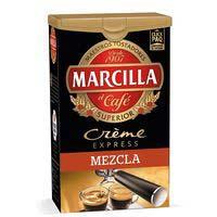 Marcilla Café crème express mezcla 250g.