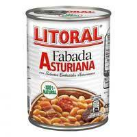Litoral Fabada Asturiana 435g