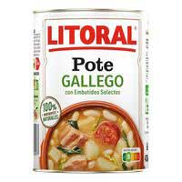 Litoral Pote gallego 430g