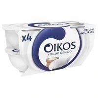 Danone Oikos Griego natural azucarado 4x110g