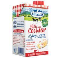 Asturiana Nata cocina 18% 500ml