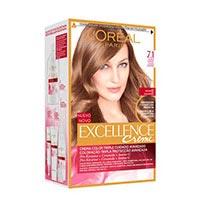 Excellence Tinte cabello 7,1