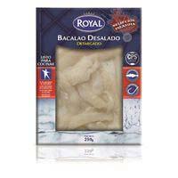 Royal Bacallà esmicolat dessalat 250g