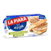 La Piara Paté tonyina 2x85g