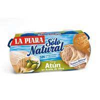 La Piara Paté tonyina oli d'oliva 2x85g