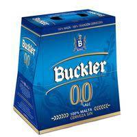 Buckler Cervesa 0,0% ampolla 6x25cl