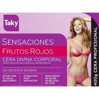 Taky Cera divina Sensaciones frutos rojos 400g