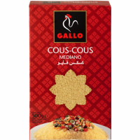 Gallo Cous cous mediano 500g
