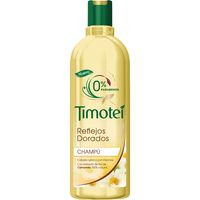 Timotei Champú reflejos dorados camolia 400ml