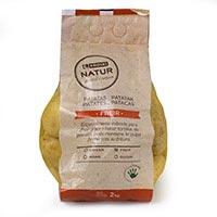 Eroski Natur Patata  especial fregir 2 kg.