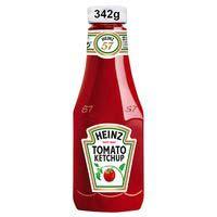 Heinz Ketchup plàstic 342g