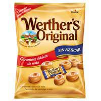 Werther's Caramels sense sucre bossa 96g