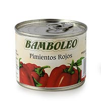 Bamboleo Pebrot vermell 1ª 185g