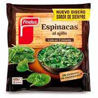 Findus Espinacs allada 450g