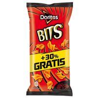 Doritos Bits BBQ nachos blat de moro fregit gust barbacoa 115g