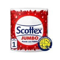 Scottex Paper de cuina Jumbo 1 rotlle