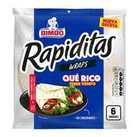 Bimbo Roll's 250g
