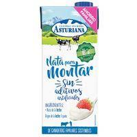 Asturiana Nata estéril brik 1l