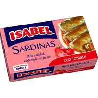 Isabel Sardines amb tomàquet 115g