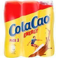 Cola Cao Batut cacau Energy 18,8 cl x 3