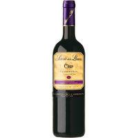 Señorío De Los Llanos Vino tinto joven D.O. Valdepeñas 75cl
