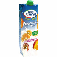 Don Simón Suc amb llet multifruita 1l