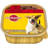 Pedigree Comida perro buey tarrina 300g