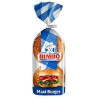 Bimbo Maxi burguer 75g x 4