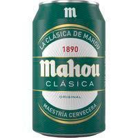 CervesaMAHOUClàssica, llauna 33cl