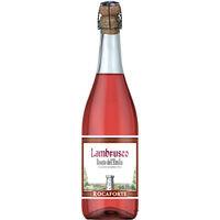 vi rosat italia Lambrusco Rosato ROCCAFORTE 75cl
