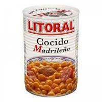 Litoral Cuit Madrileny 440g