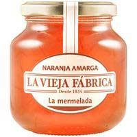 La Vieja Fábrica Melmelada de taronja 350g