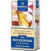 Farina bizcochona de blat amb llevat HARIMSA, caixa 500 g