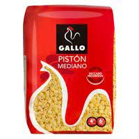 Gallo Pistón medio 500g