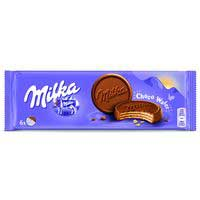 Milka Biscuits Medallón chocolate con leche 177g