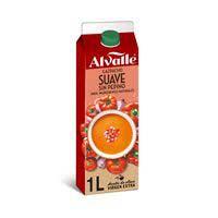 Alvalle Gazpacho suave 1l