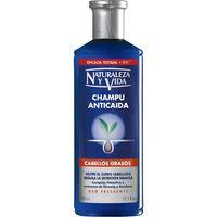 Naturaleza y Vida Xampú anticaiguda cabells greixosos 300ml